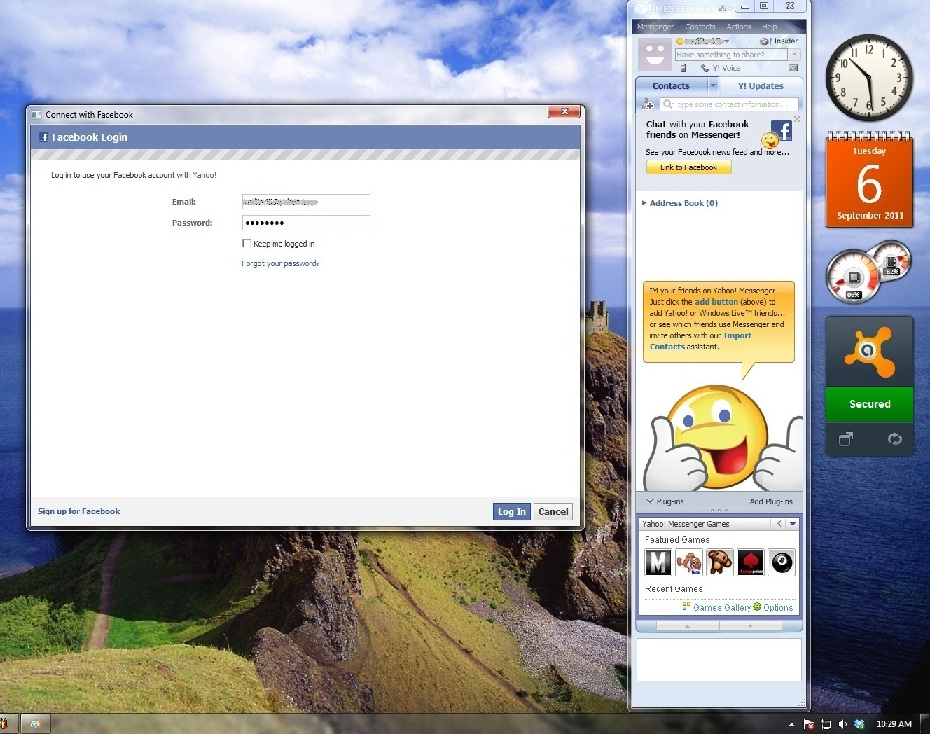 Download Yahoo! Messenger include Facebook Chat 11.5.0.155 Final Offline Installer