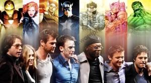 avenger team