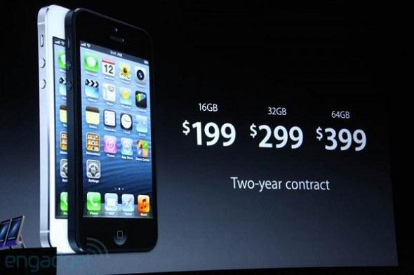 iPhone 5 Hadir Meramaikan Dunia Smartphone