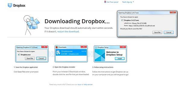 how to fix dropbox conflicts