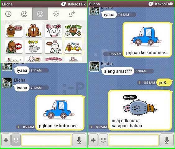 Kakaotalk Aplikasi Chatting Yang Menarik Buat Smartphone Anda