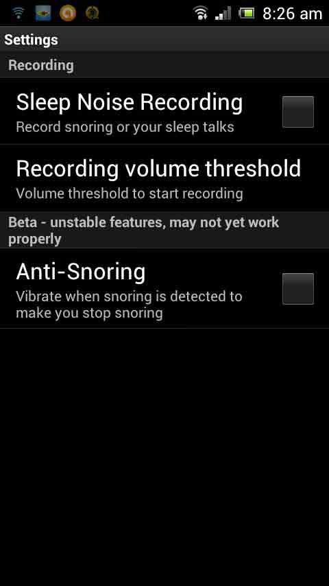 Dengan Android Tidur Menjadi Lebih Lelap
