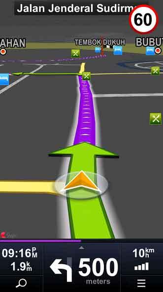 Sygic Aplikasi GPS Yang Canggih Untuk Smartphone Anda