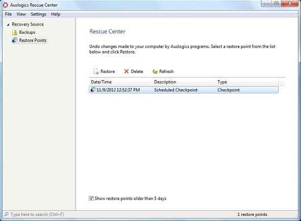 Auslogics Akan Mengatur Berkas Dalam Harddisk Anda