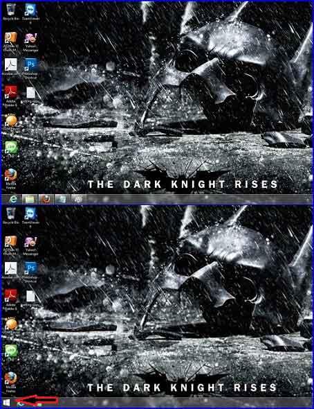Tombol Start Dapat Ditampilkan Di Windows 8