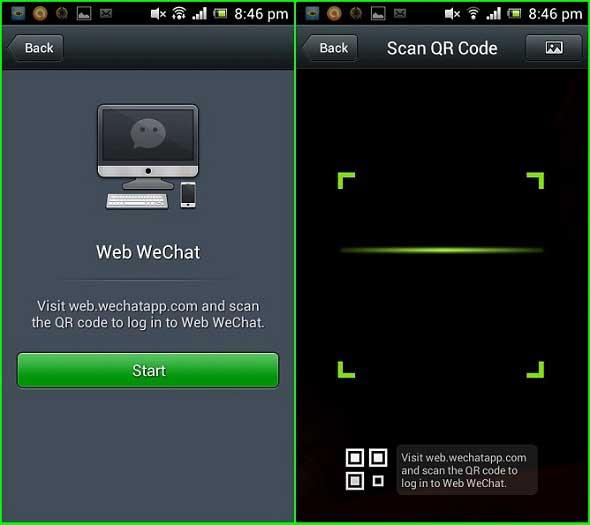 Chatting Tanpa Batas Dengan Aplikasi WeChat