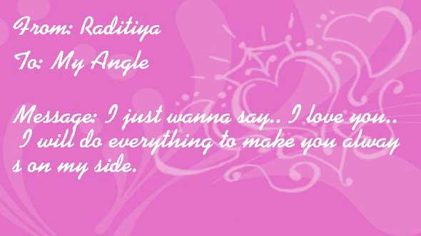 Hangatkan Suasana Valentine Dengan Kartu Ucapan Android
