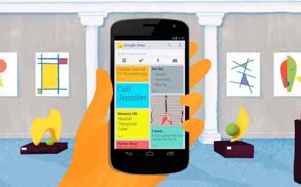Google Keep, Merapikan Isi Pikiran Anda Dengan Mudah Dan Cepat
