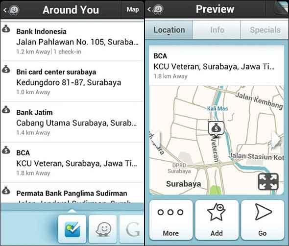 Berbagi Info Lalu Lintas Secara Langsung Menggunakan Waze