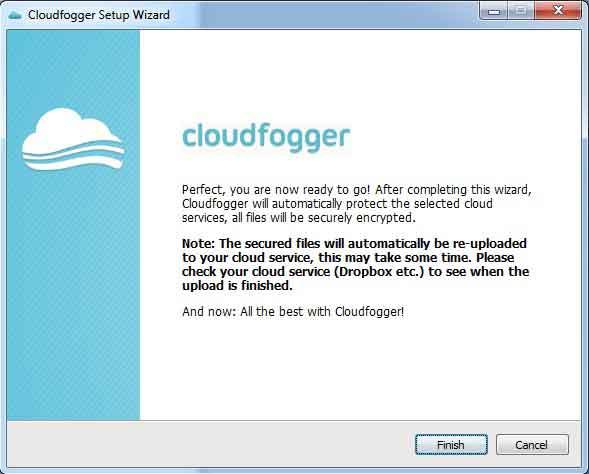 Cloudfogger, Meningkatkan Keamanan Data Cloud Anda